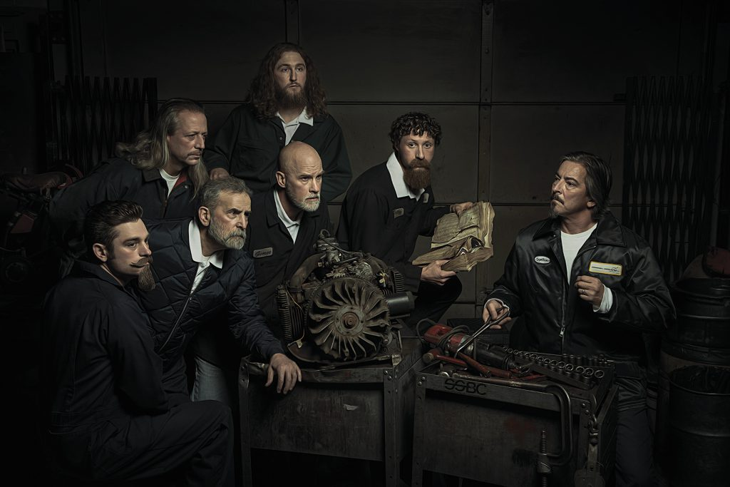 Rembrandt's Anatomy Lesson of Dr. Nicolaes Tulp, 1632