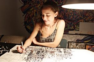 Susarenko Maria Russian artist