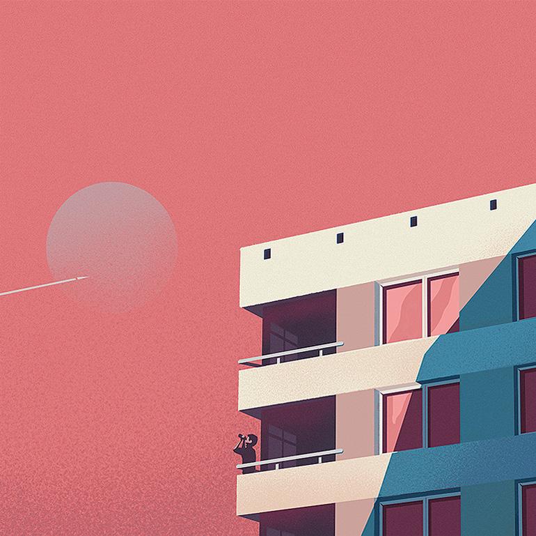 Blok by Marcin Wolski