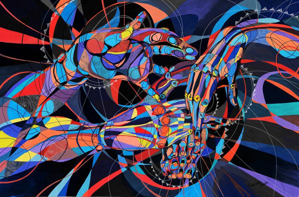 Morpheus by Susarenko Maria, Canvas 46x70